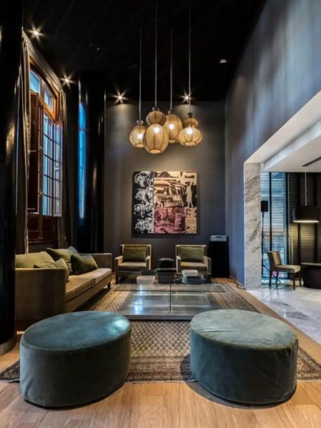 The best artistic livingroom design 08