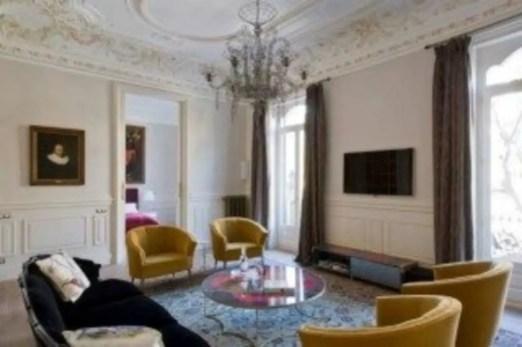 The best artistic livingroom design 14