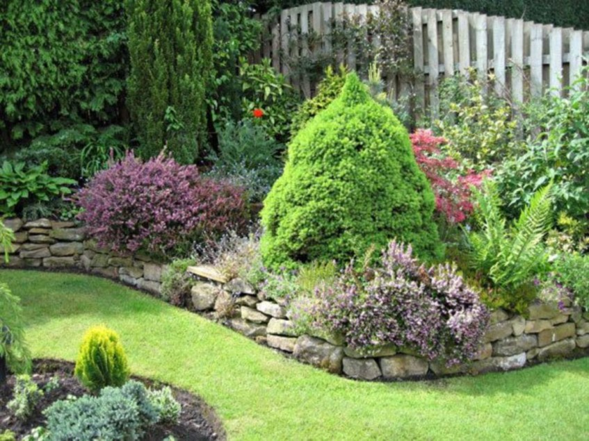 The best garden design for small areas 18