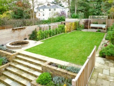 The best garden design for small areas 22