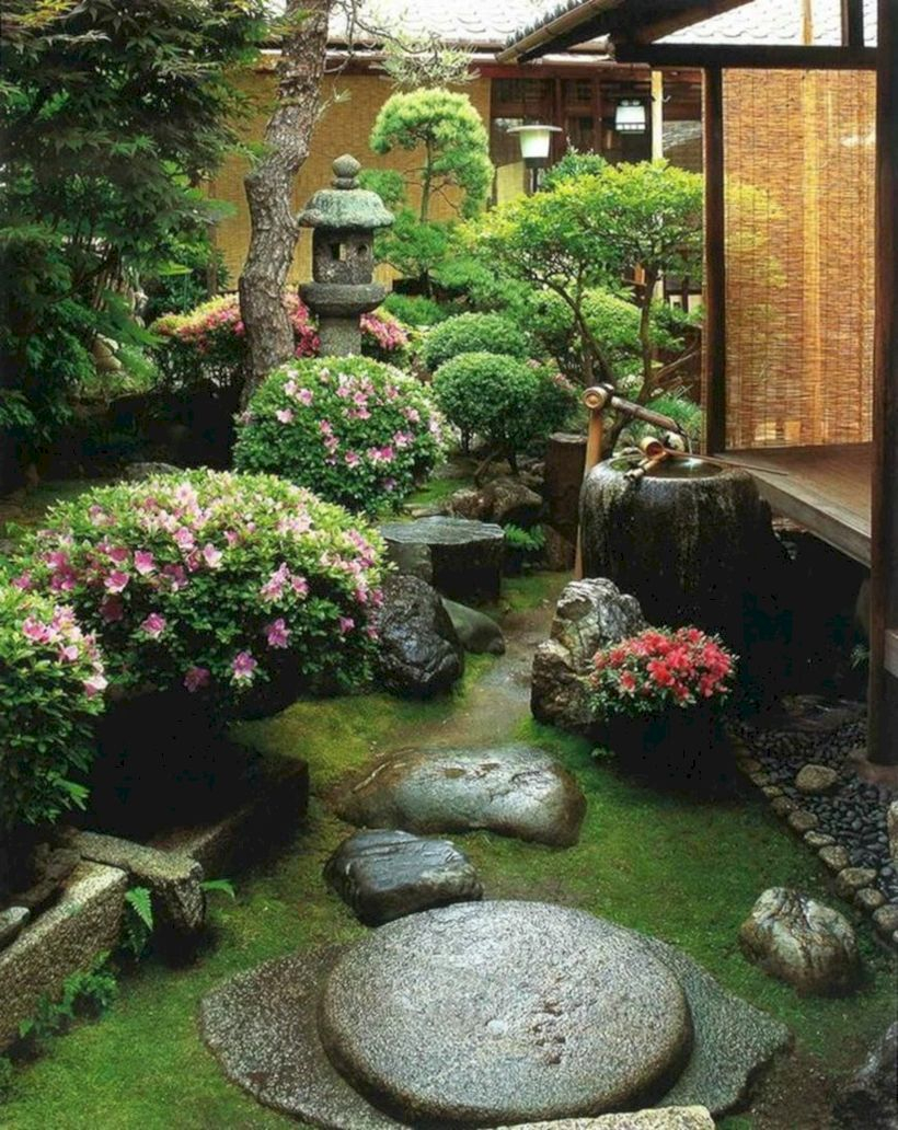 The best small home garden design ideas 21