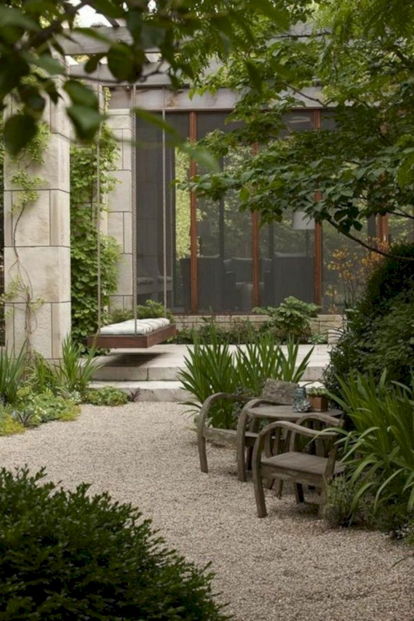 The best small home garden design ideas 24