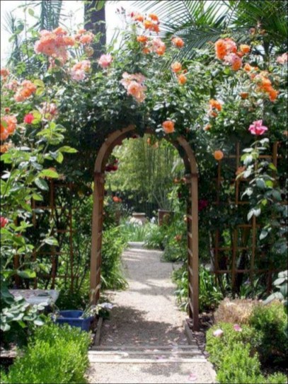 Amazing rose garden ideas in this year 13