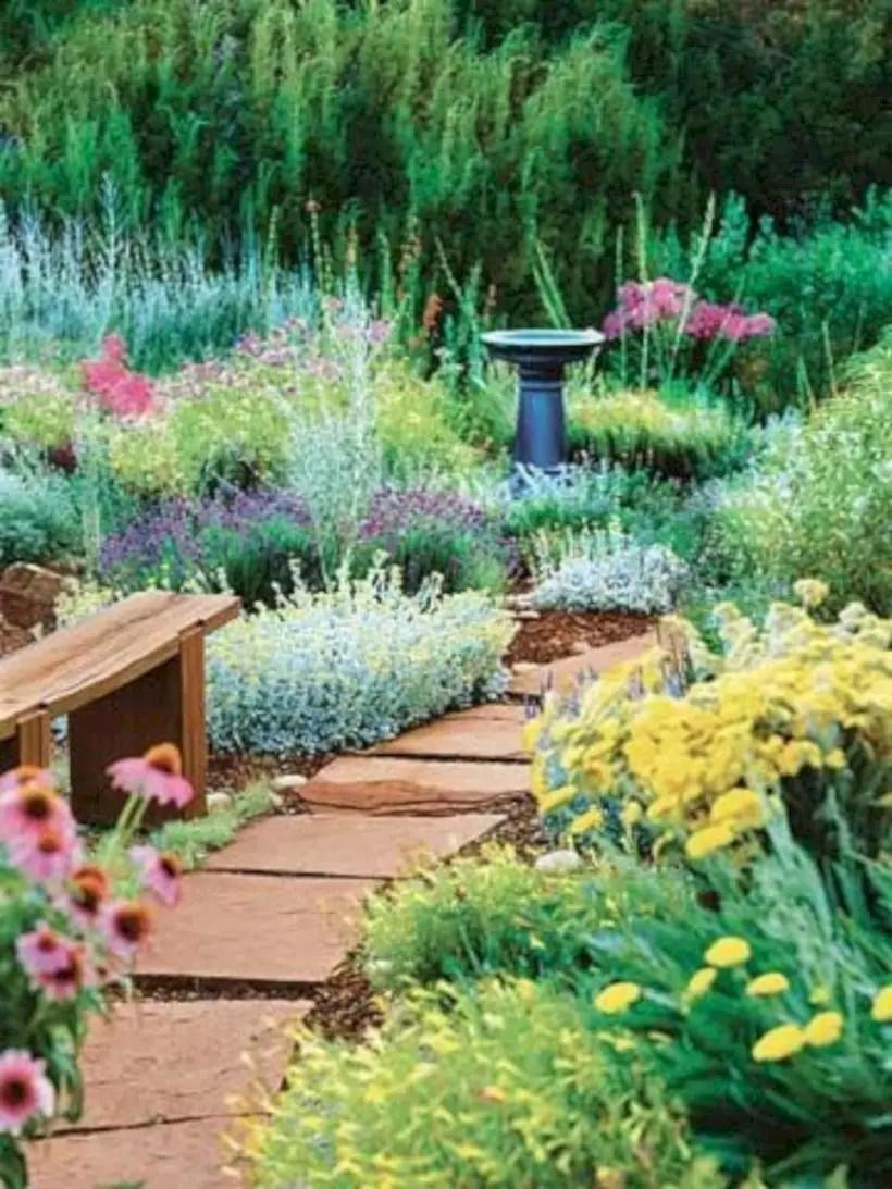 Amazing rose garden ideas in this year 39