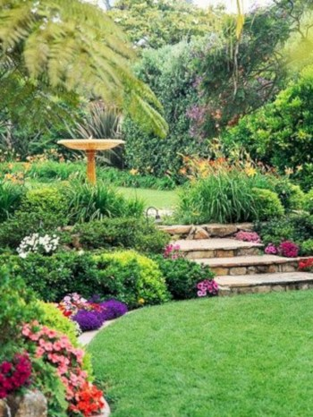 Amazing rose garden ideas in this year 40