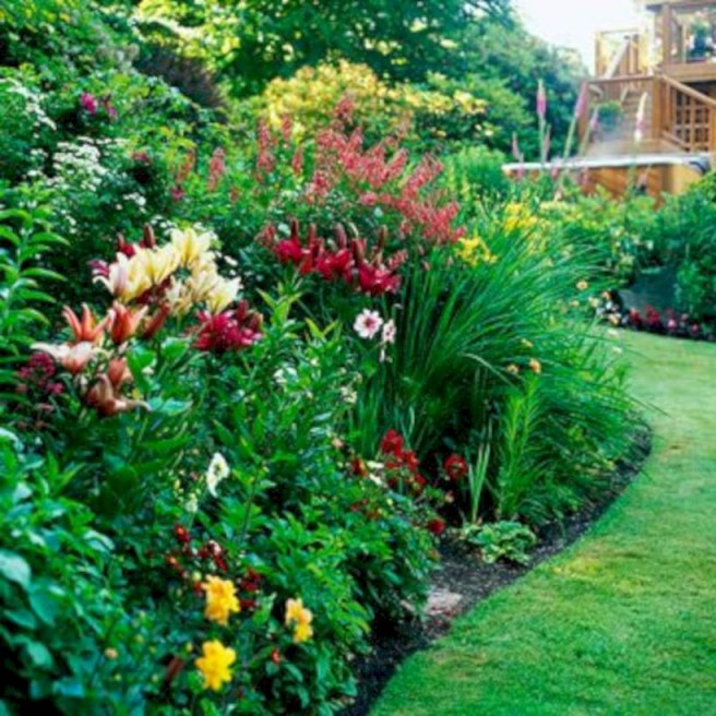 Amazing rose garden ideas in this year 41