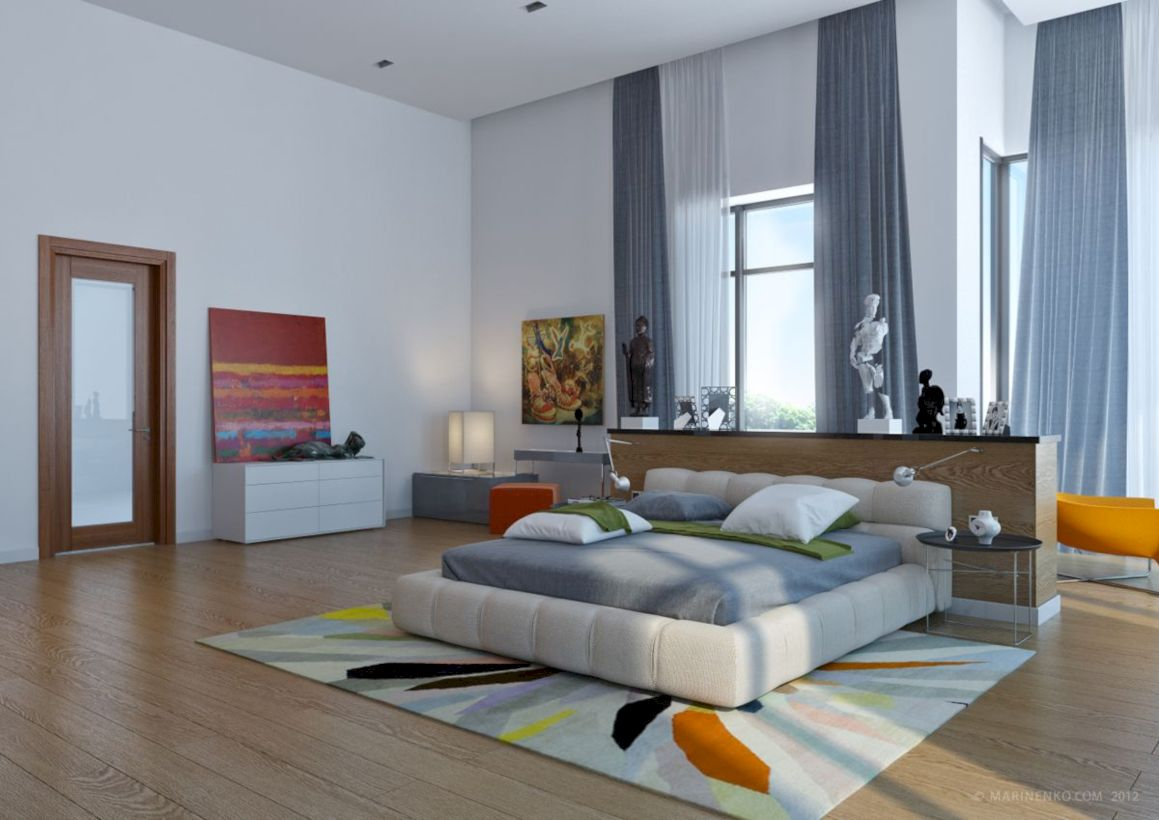 Bedroom design ideas that make you more relaxed 16