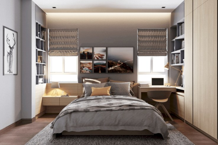 Bedroom design ideas that make you more relaxed 34