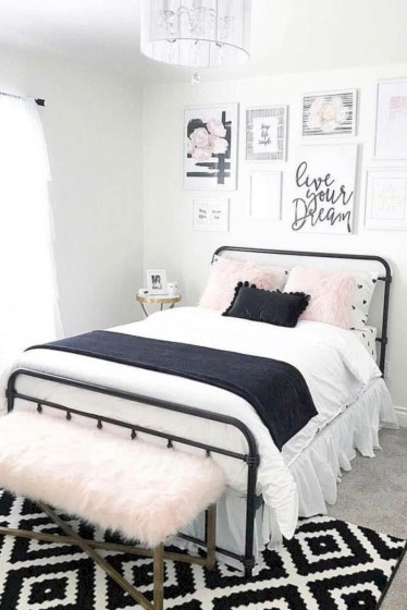 Bedroom ideas for small rooms for teens 18