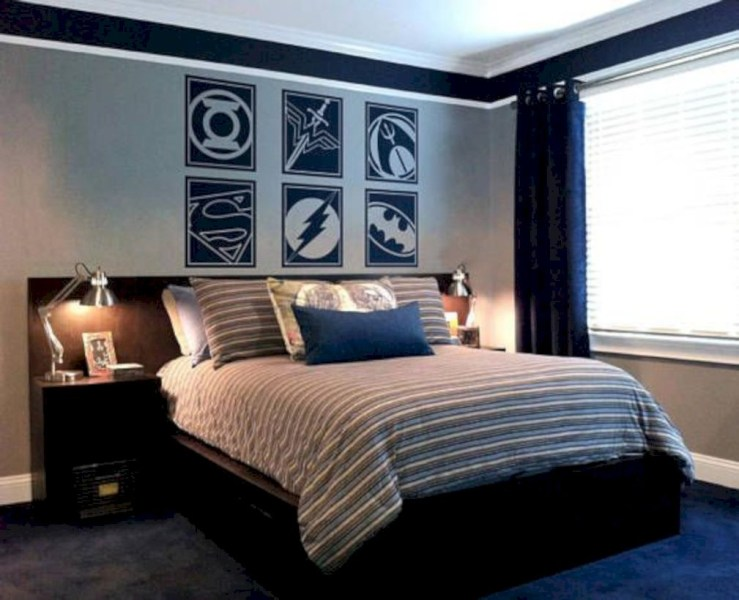 Bedroom ideas for small rooms for teens 24
