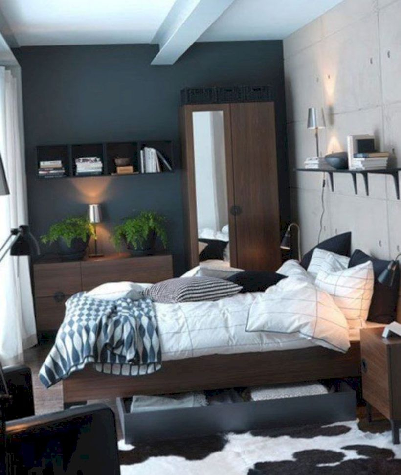 Bedroom ideas for small rooms for teens 33