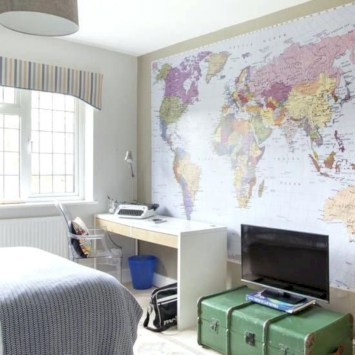 Boys bedroom ideas for you try in home 41