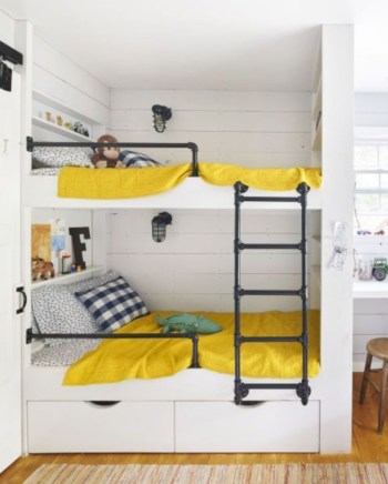 Cozy small bedroom ideas for your son 18