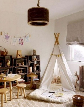 Cozy small bedroom ideas for your son 24