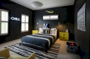 Cozy small bedroom ideas for your son 33