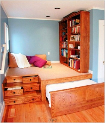 Cozy small bedroom ideas for your son 34