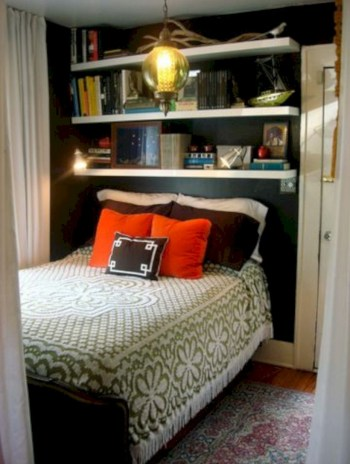 Cozy small bedroom ideas for your son 35