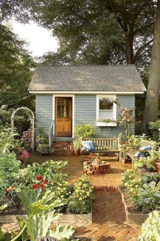 Home garden design ideas that add to your comfort 24