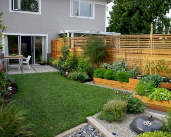Home garden design ideas that add to your comfort 31