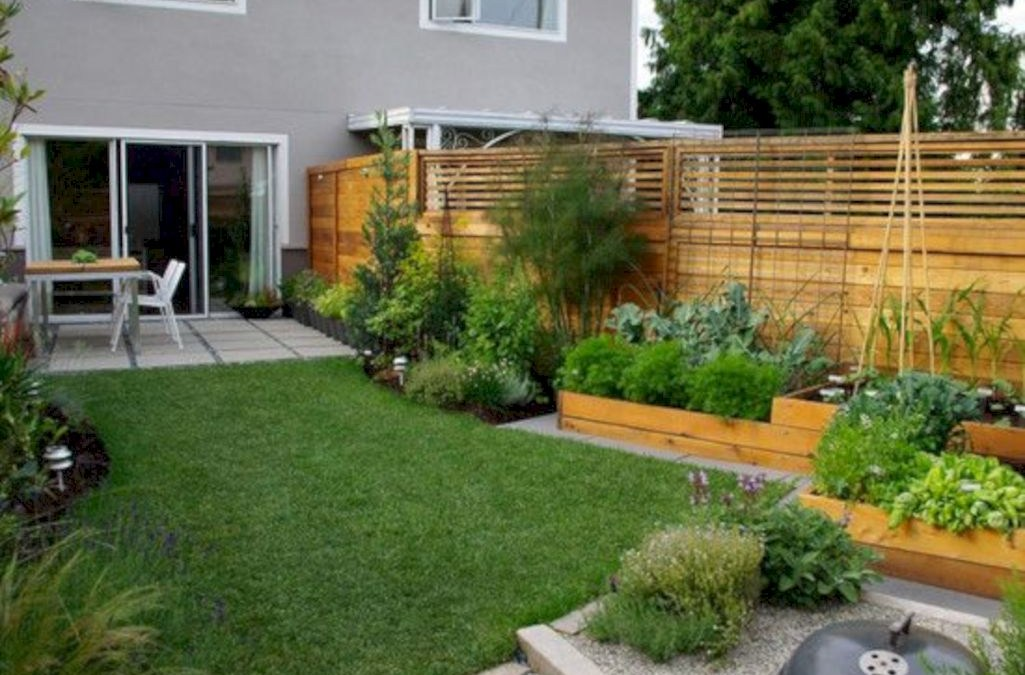 49 Home Garden Design Ideas That Add to Your Comfort