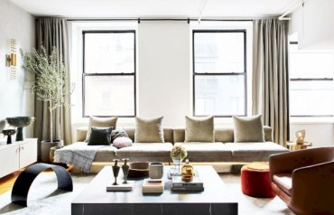 Living room design ideas that you should try 08