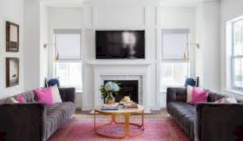Living room design ideas that you should try 14