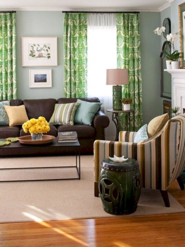 Living room design ideas that you should try 36