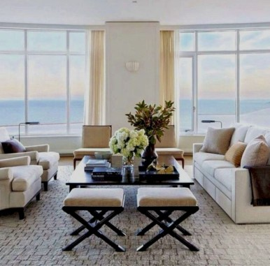 Living room design ideas that you should try 38