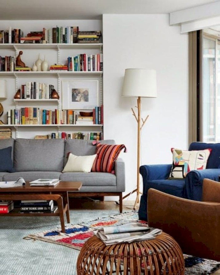 Living room design ideas that you should try 42