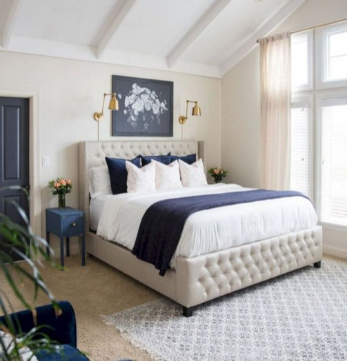 The best bedroom design ideas for you to apply in your home 34