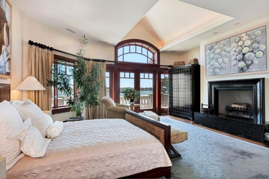 The best bedroom design ideas for you to apply in your home 36