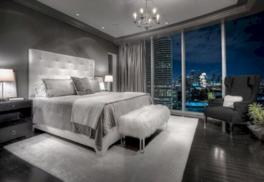 The best bedroom design ideas for you to apply in your home 48