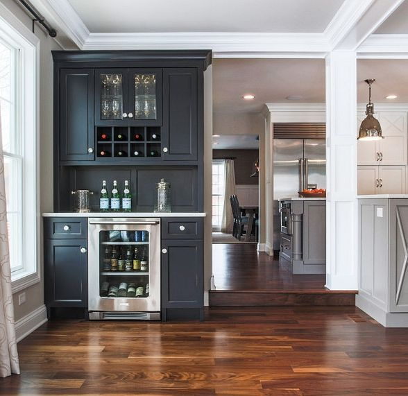 Amazing mini bar design ideas that you can copy right now 12