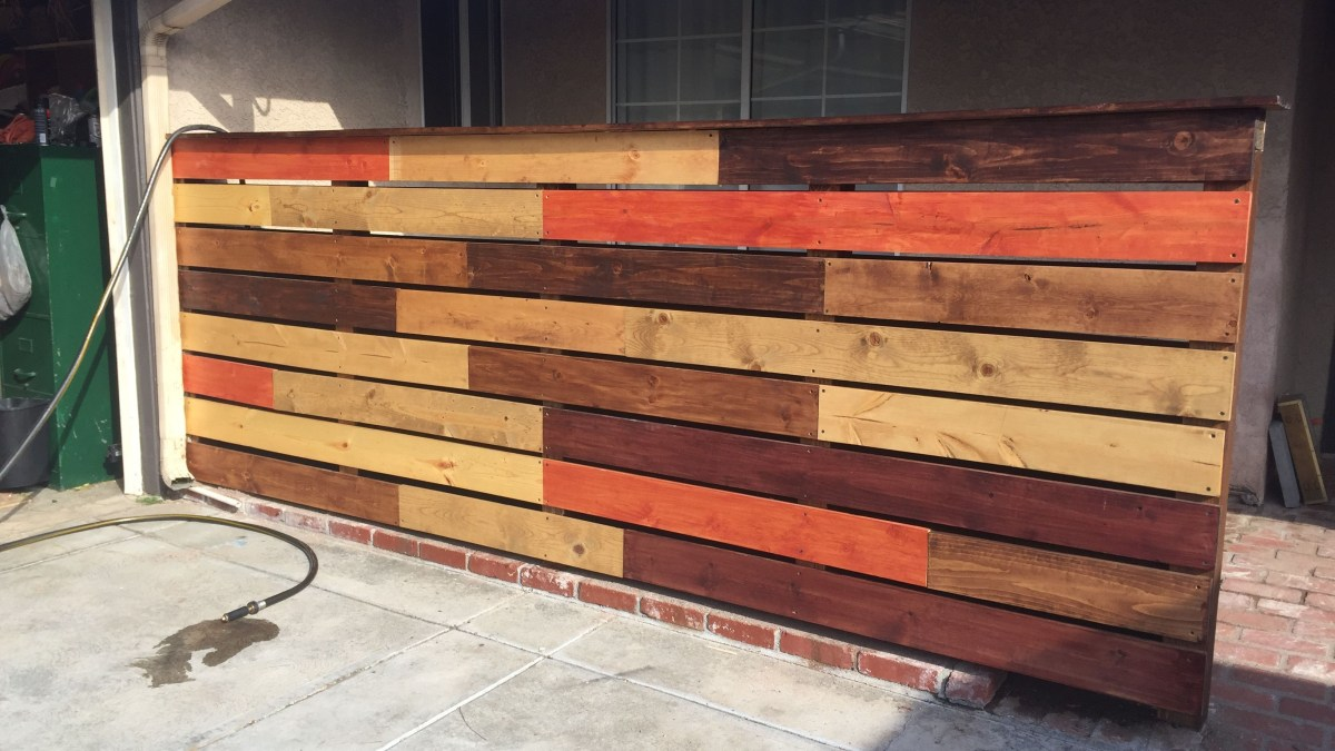 49 Amazing Home Fence Color Design Ideas