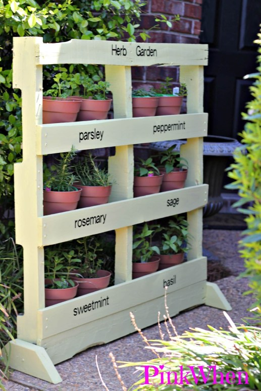Diy garden design project in your home 32