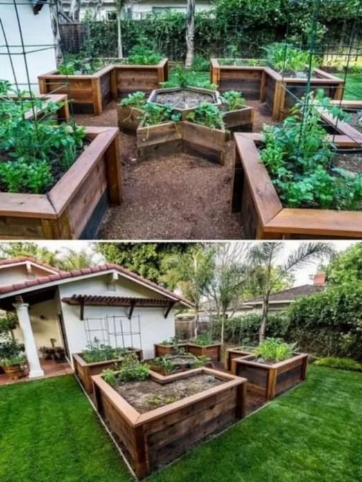 Diy garden design project in your home 39