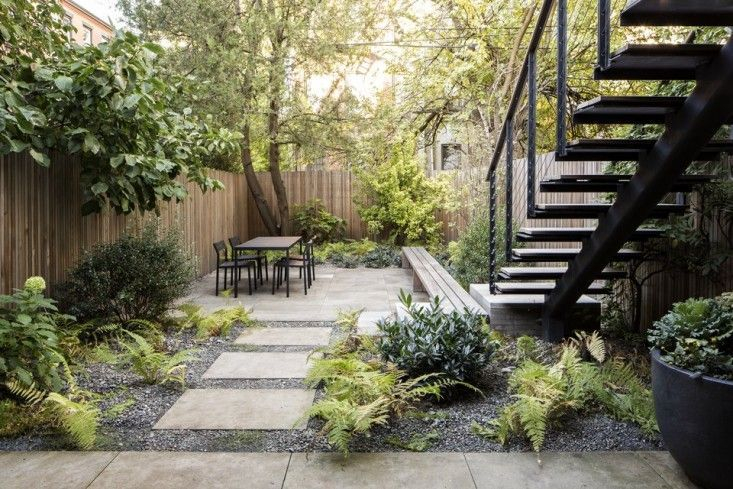 Garden design that is refreshing and comfortable 04