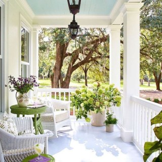 Garden design that is refreshing and comfortable 17