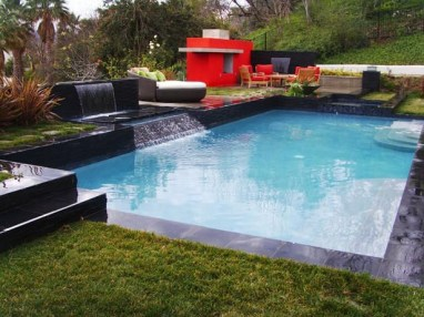 Garden design that is refreshing and comfortable 23