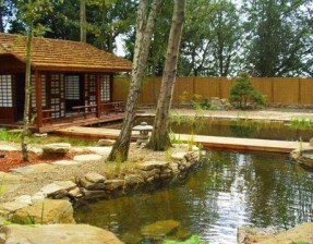 Garden design that is refreshing and comfortable 38
