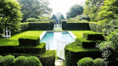 Garden design that is refreshing and comfortable 42
