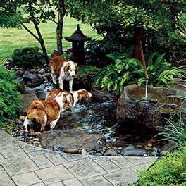 Garden design that is refreshing and comfortable 49