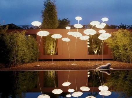 Garden lamp design ideas that make your home garden looked beauty 01