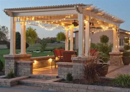 Garden lamp design ideas that make your home garden looked beauty 19