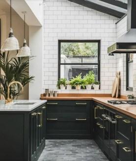 Kitchen floor design with the best motives 50
