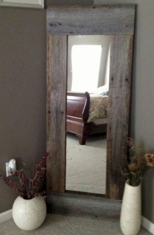 Rustic home decoration diy that you can try 15