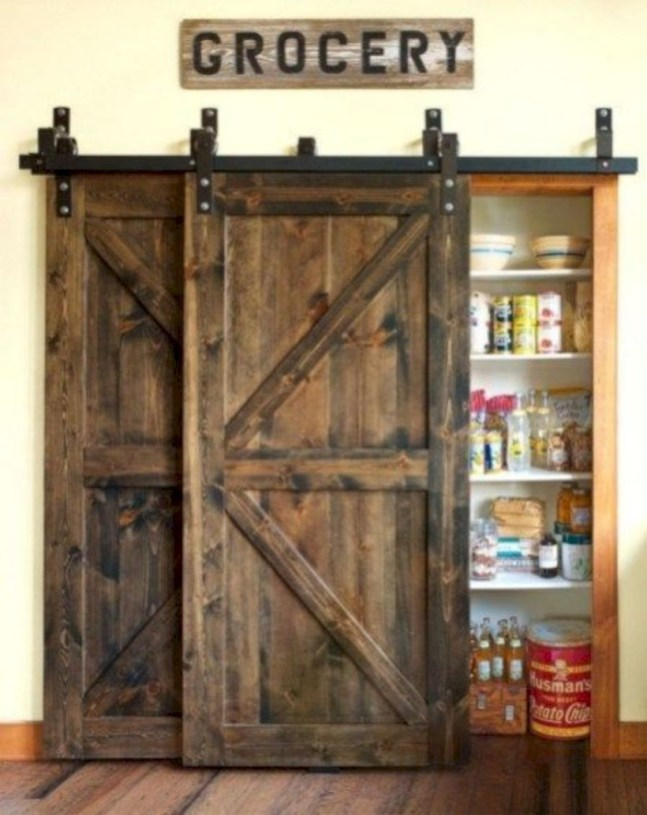 Rustic home decoration diy that you can try 54