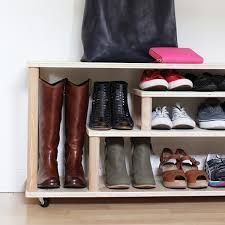 Shoes rack design ideas that many people like 09