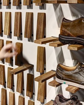 Shoes rack design ideas that many people like 17