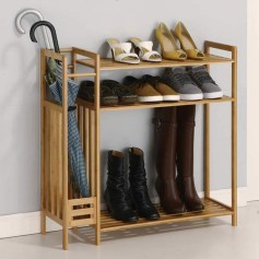 Shoes rack design ideas that many people like 33